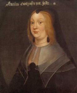 Amalie Elisabeth von Hanau-Münzenberg
