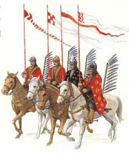 polnisch-litauische Husaren[1331]